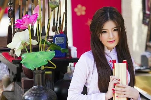 Ảnh gái đẹp HD hot girl luly luta dễ thương 2