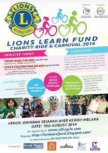 Lions Learn Fund Charity Ride & Carnival 2014 - 10 August 2014