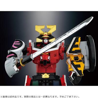 Super Sentai Artisan Shinken-Oh  Shinken3