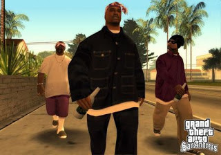 GTA San Andreas PC Game - Screen3