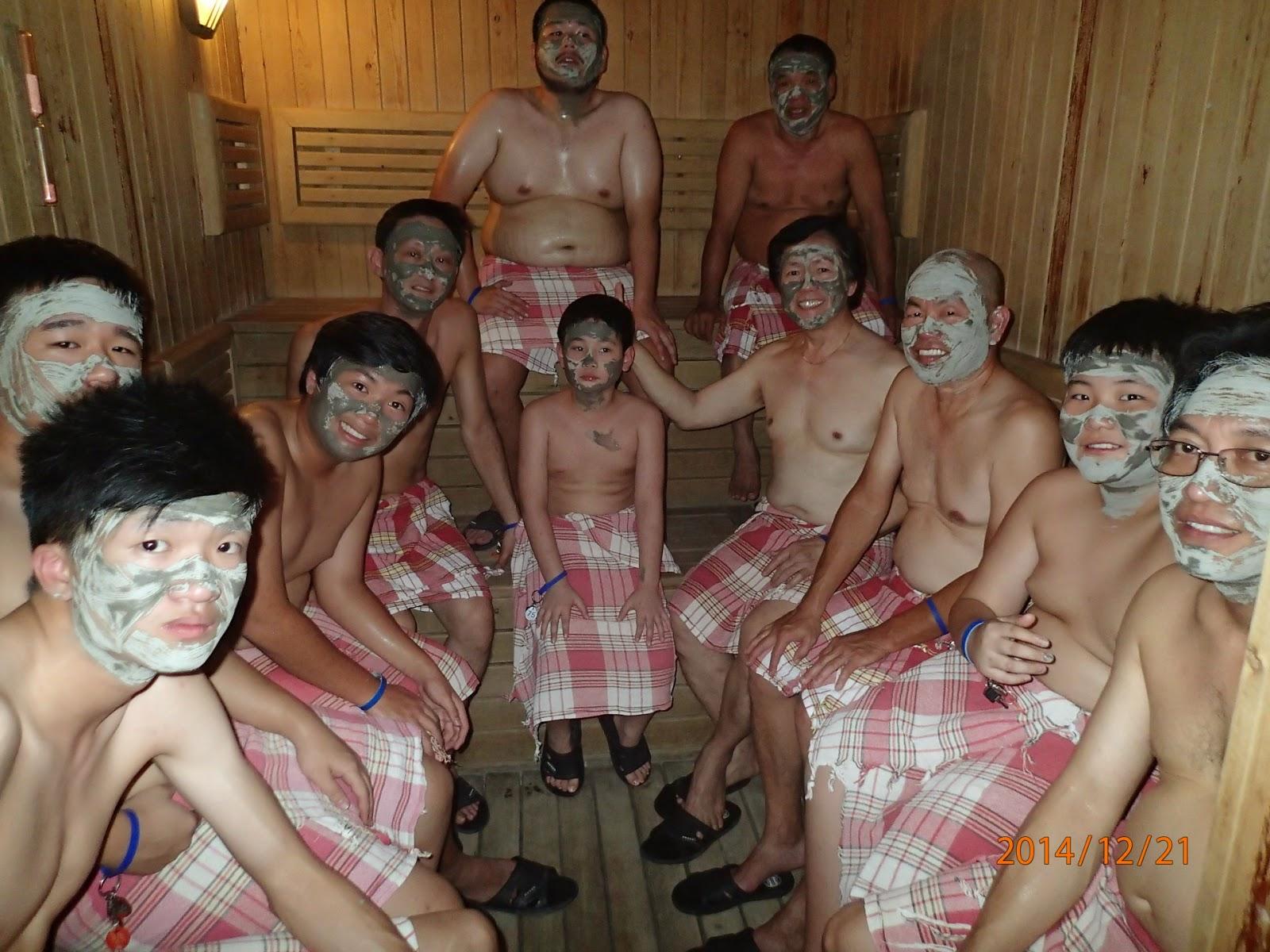 Тити в бане 8 фотография