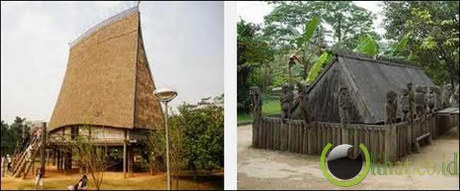 Museum Etnologi Vietnam, Hanoi, Vietnam