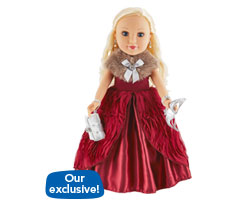 Journey Girls 2015 Italy Holiday Doll -