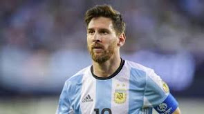 LA NOTICIA DEL DIA:  LIONEL MESSI
