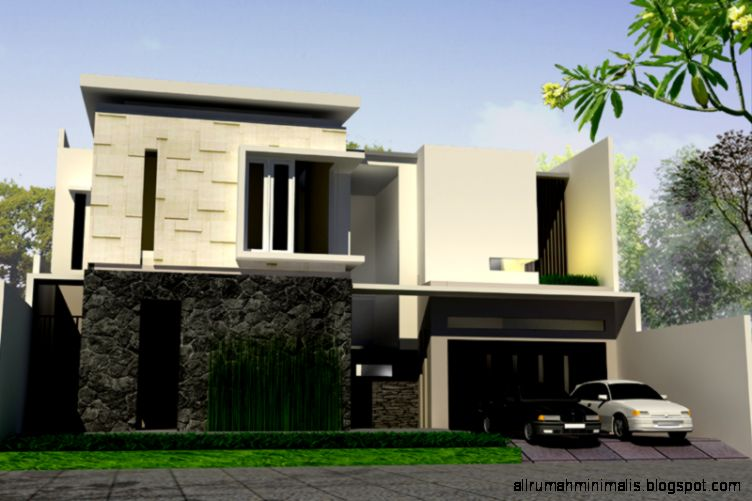 Home Home Design Minimalis Modern Gambar Rumah Minimalis 1