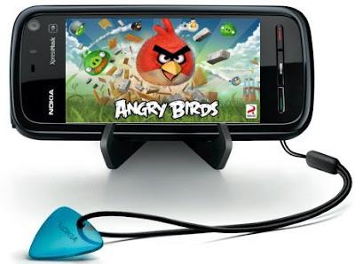 Baixar Angry Birds para celular touchscreen (Java) 5530/N97/5230/5800/5233