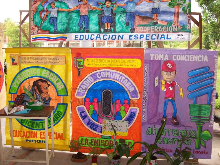 ASI SE TRABAJA EN LA EDUCACION BOLIVARIANA