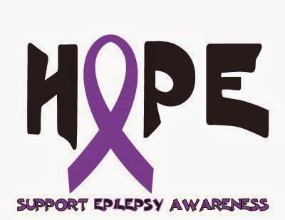Living to Seize the Day: Happy Epilepsy Awareness Month!!!