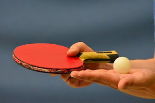 Ping Pong Serving