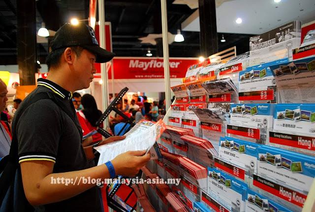 Matta Mayflower Packages 2013