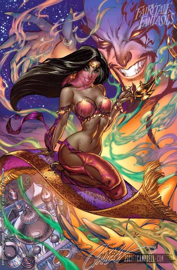 arabian nights Fairytale Fantasies Disney