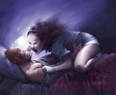 Ditindih Setan Saat Tidur