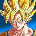 DRAGON BALL Z DOKKAN BATTLE Icon Logo