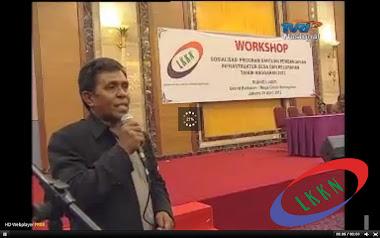 Ketua Lembaga LKKN ( Drs. Zawawi Suat, SH )