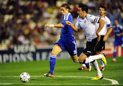Valencia CF 1 - 1 Chelsea FC (1)