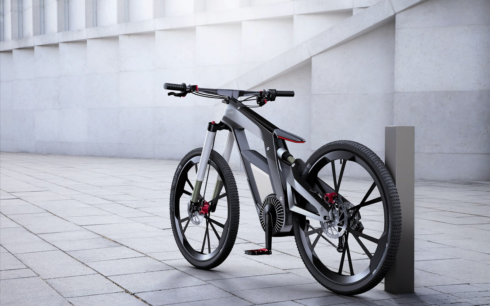 audi e bike electric - photo #18
