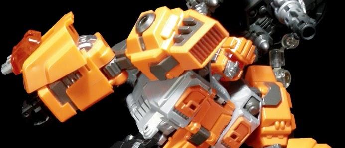 Warbotron WB-03A Afterburner