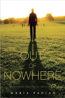 book cover of Out of Nowhere by Maria Padian published by Knopf