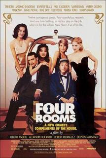 descargar Four Rooms – DVDRIP LATINO