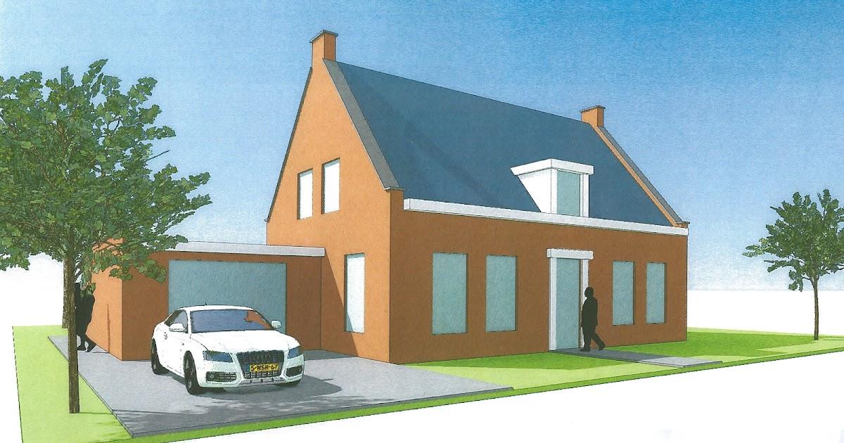 Het bouwen van ons nieuwe huis het eerste schetsontwerp for Nieuwe woning bouwen
