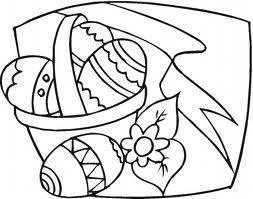 planse de colorat cu iepurasi