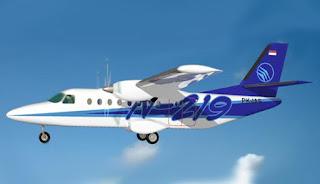 Pesawat N-219 buatan Indonesia