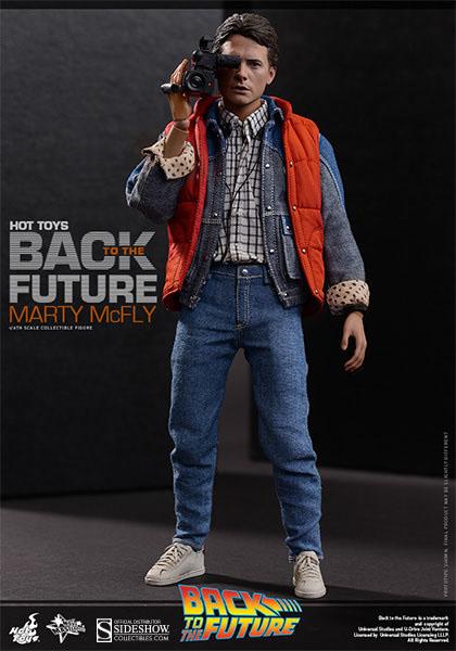 Figura Marty McFly