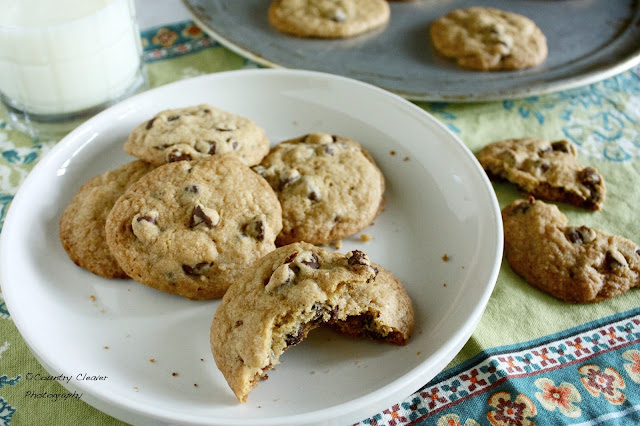... , the good ol' chocolate chip cookie – the one true cookie. Fact