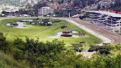Hipódromo La Rinconada: inaugurado el 5 de julio de 1959. Es el de mayor jerarquía en Venezuela.