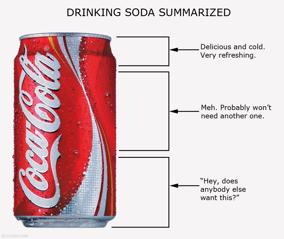 Jokes, Minnesota and Sodas on Pinterest