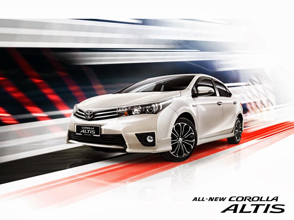 Promosi Toyota Terkini 2015 - Toyota Corolla Altis
