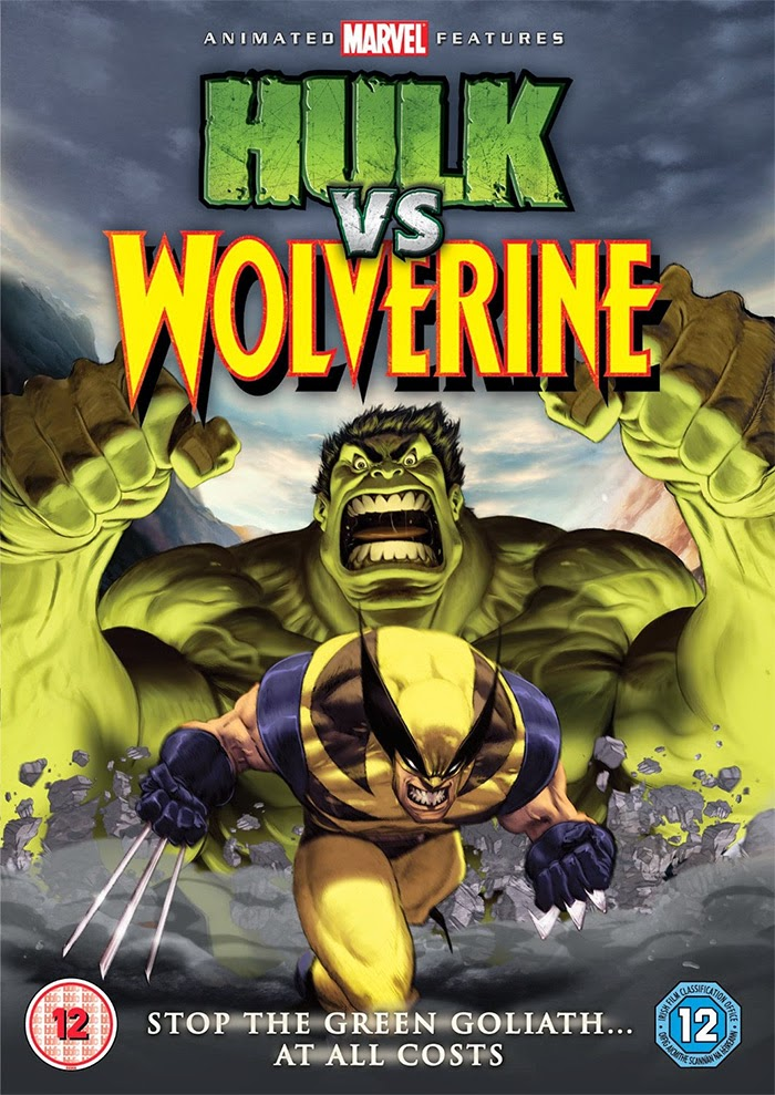 Hulk vs. Wolverine [HD]