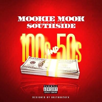 Mookie Mook Feat. Southside - 100s & 50s / www.hiphopondeck.com