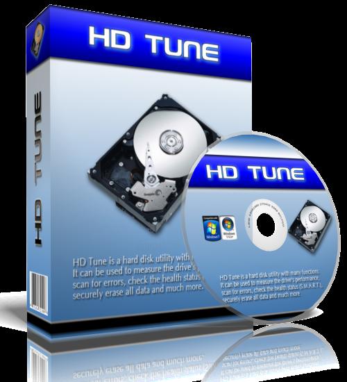 HD Tune Pro 5.60 Final + Crack - Angka Software