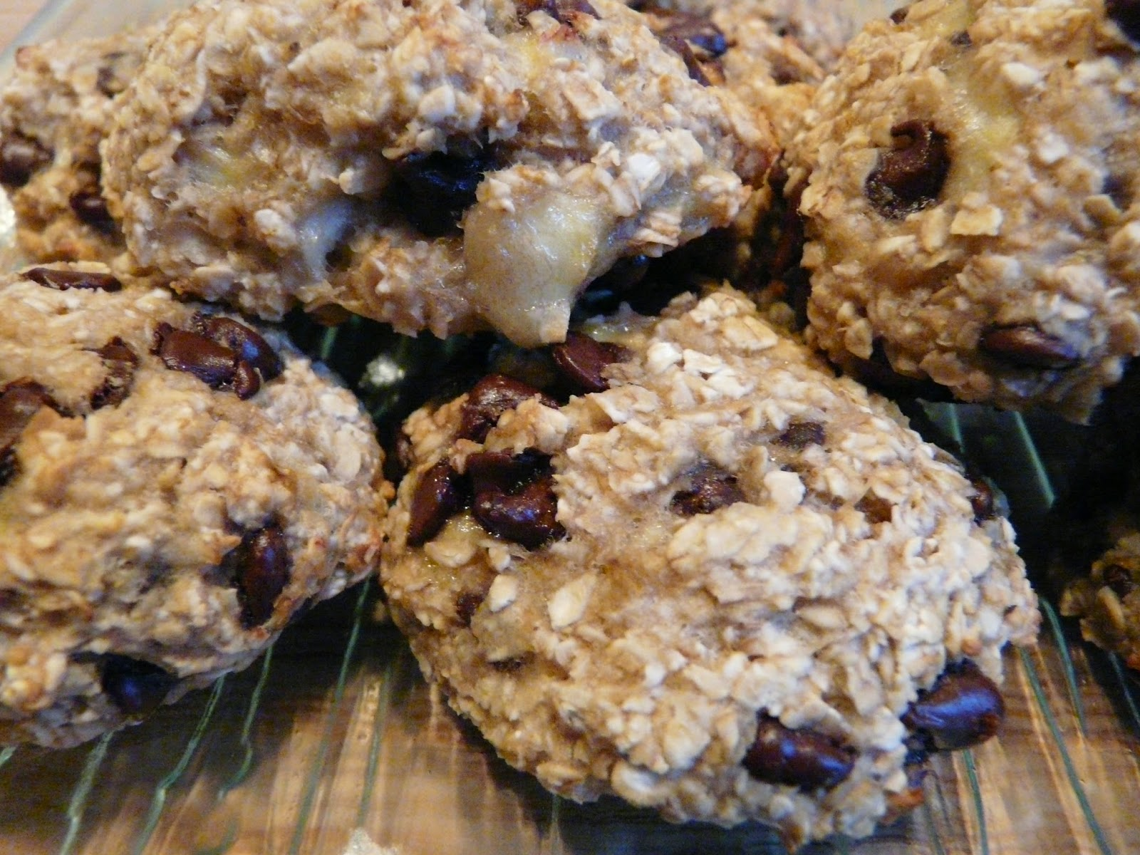 Cookies avec 3 ingrédients (sans sucre, sans MG)