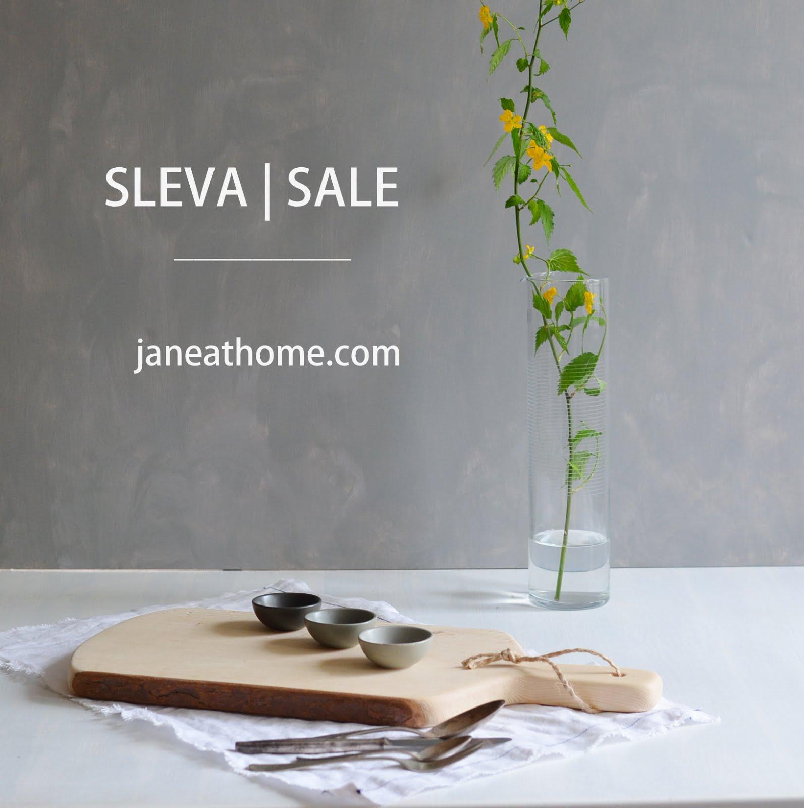 SLEVA | SALE