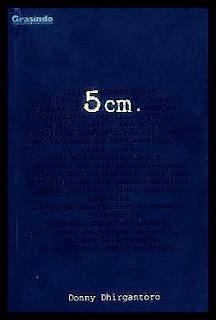 Sinopsis Novel 5 Cm