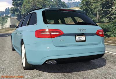Baixar carro Audi A4 Avant 2013 Para GTA V