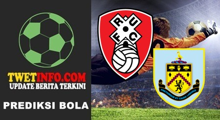 Prediksi Rotherham United vs Burnley