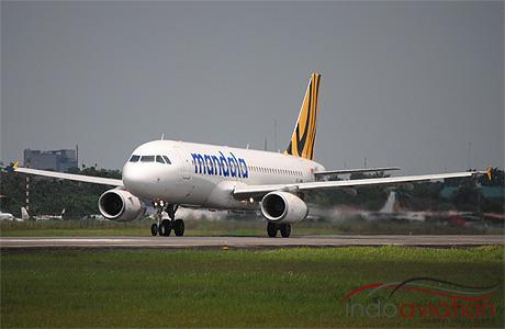 Mandala Airlines A320