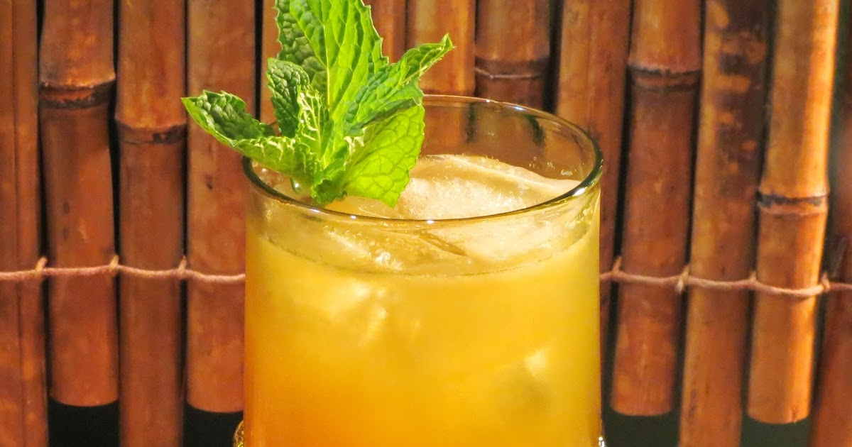 Amber Rum Drink Recipes
