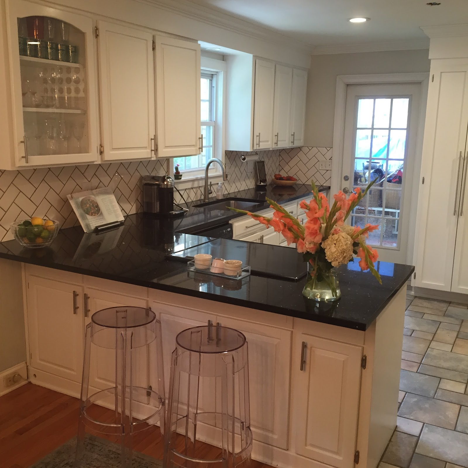 Kitchen Dining Room Remodel: Designer Bags And Dirty Diapers: Kitchen Remodel + Dining