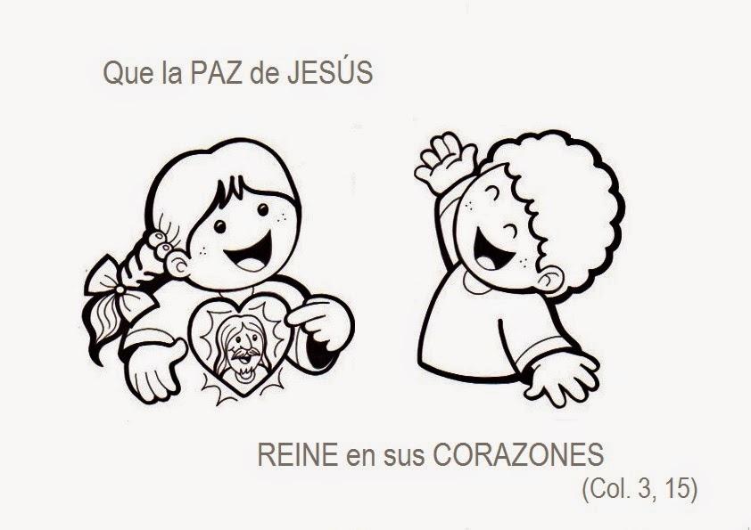 Perfecto Páginas Para Colorear Biblia Para Niños Con Versos ...