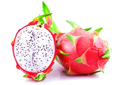 list of healthy fruits and vegetables dragon fruit healthy