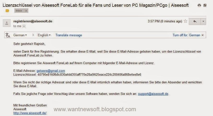 Aiseesoft FoneLab 8.0.56 license image www.wantnewsoft.blogspot.com