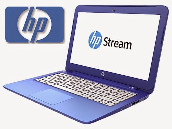 Harga dan Spesifikasi Laptop HP Stream 13-c017TU