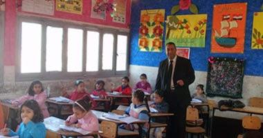 بدء امتحانات الابتدائية والإعدادية 2014 بمحافظة القاهرة والجيزة