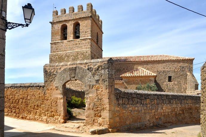Señuela - Morón de Almazán, Soria
