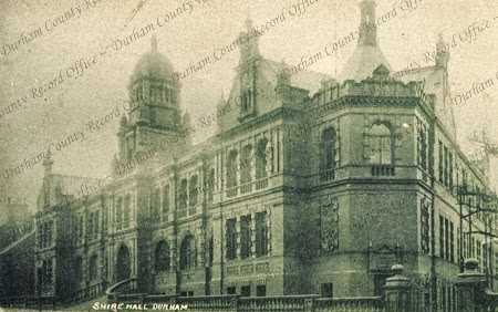 Shire Hall, c.1900 (D/Ph 273/1)