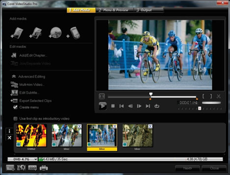 Corel VideoStudio Pro X5 Multilingual